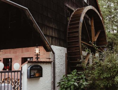 Hochzeitslocation Geiersmühle im Odenwald
